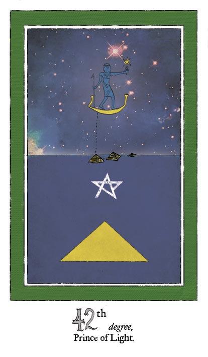 The Tarot of the Egyptian Masonry of Cagliostro – Memphis-Misraim